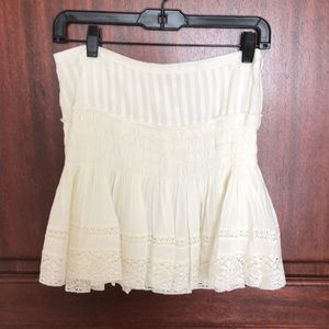 NWT! Love Shack Fancy skirt size M